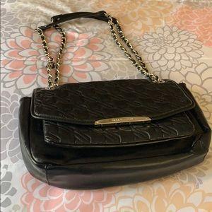 black Dana Buchman hand bag